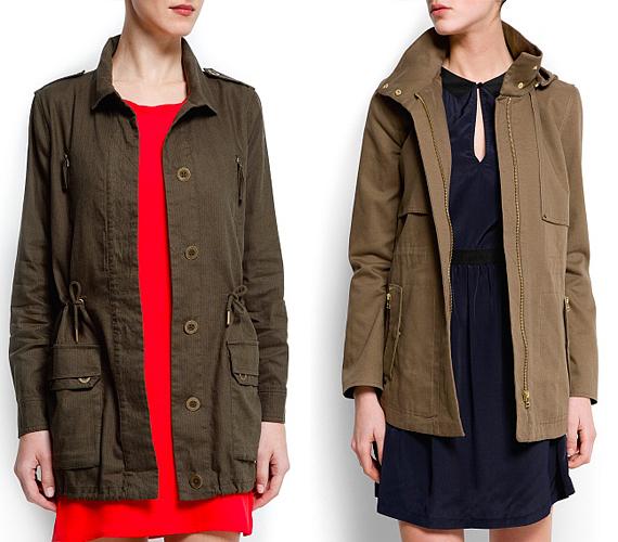 Retikül.hu Kabát és dzseki körkép árakkal – A tavasz kedvencei