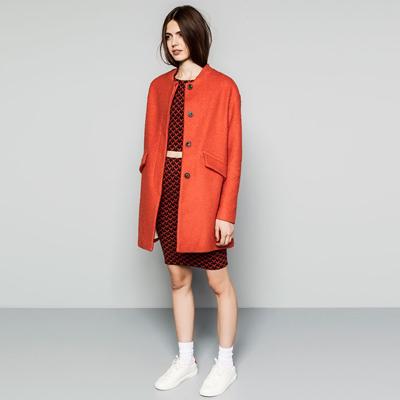 Őszi kabátmustra a legszebb színekben – Vidámságot csempésznek a  megjelenésbe dc6524c414