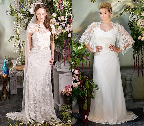 0bc62a5648 Retikül.hu - 12 esküvői ruha vintage stílusban – Romantikus ...
