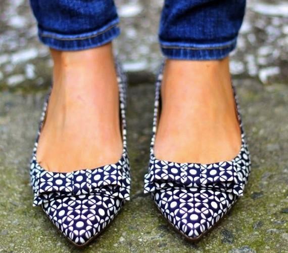 Retikül.hu Képeken 2016 legszebb lapos talpú cipői