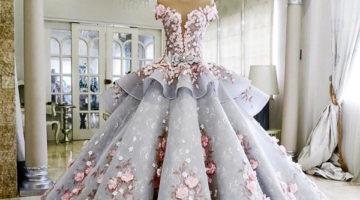 f17dee4bc6 Soha senki nem viselheti ezt a gyönyörű esküvői ruhát – Nem az, aminek  látszik