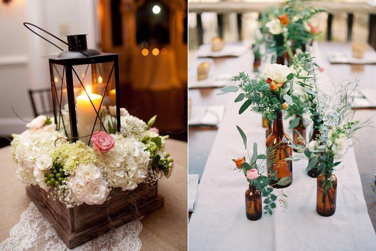 7ce994e2f5 Retikül.hu - Gyönyörű esküvői asztaldíszek otthoni lakomához, képekkel
