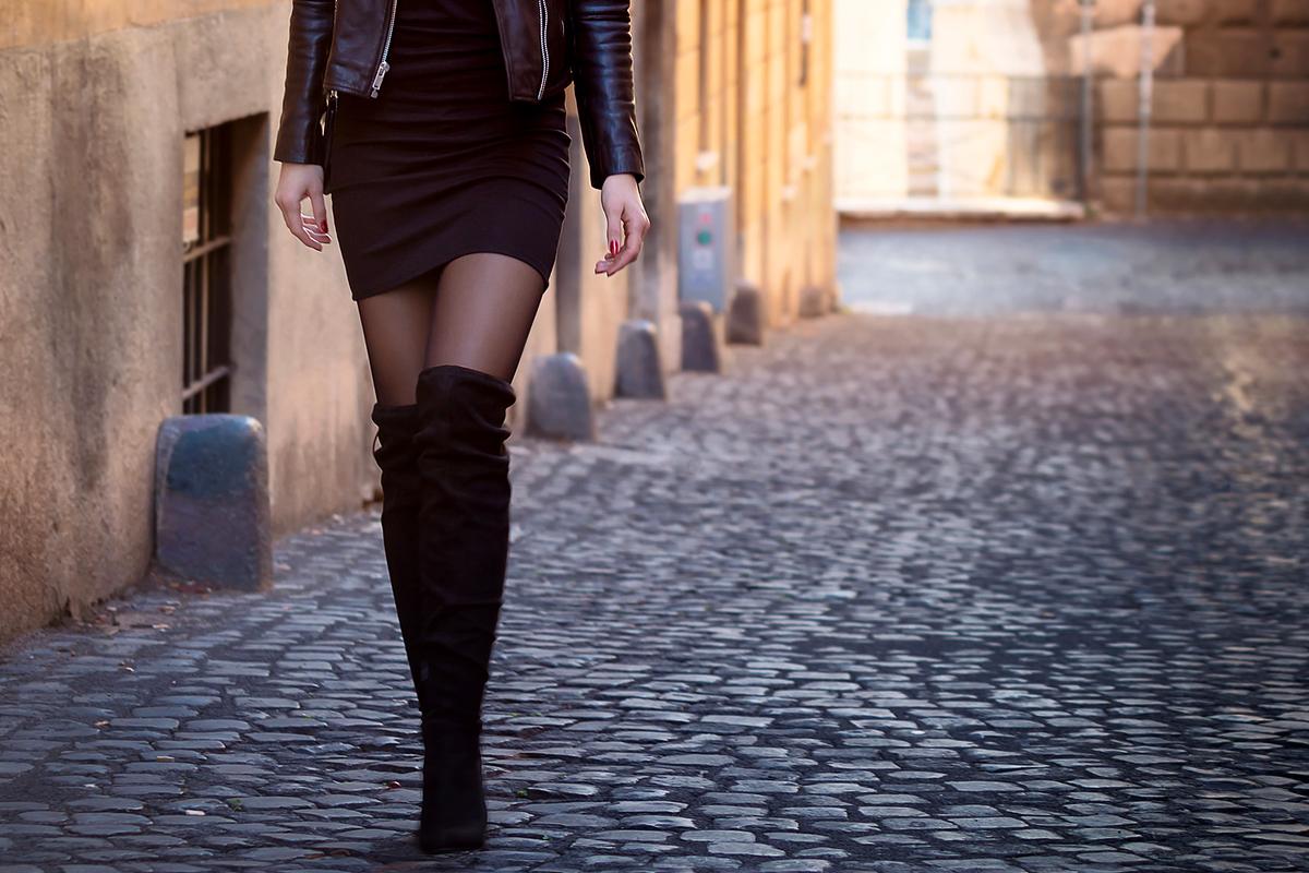 Retikül.hu - Fekete szoknya minden alkalomra  így viseld a40178847a