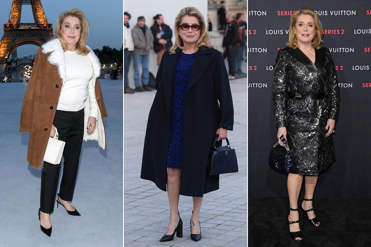 Retikül.hu Így öltözik a nagybetűs francia nő, ha elmúlt