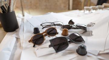 Ilyen menő szemüvegkereteket még nem láttál  kávékapszulából készültek 15d671cf06