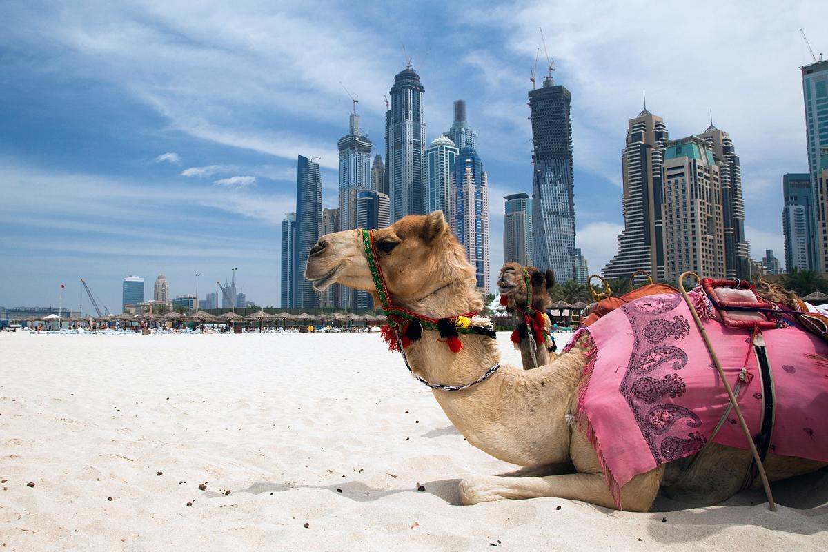 Ennél szebb nászutas célpont kevés van: luxusélmény, de megfizethető úti cél Dubaj