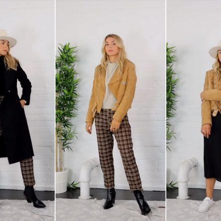 1050fcc79a Stílusosan az ősz minden napján: outfit-ötletek alap ruhadarabokkal