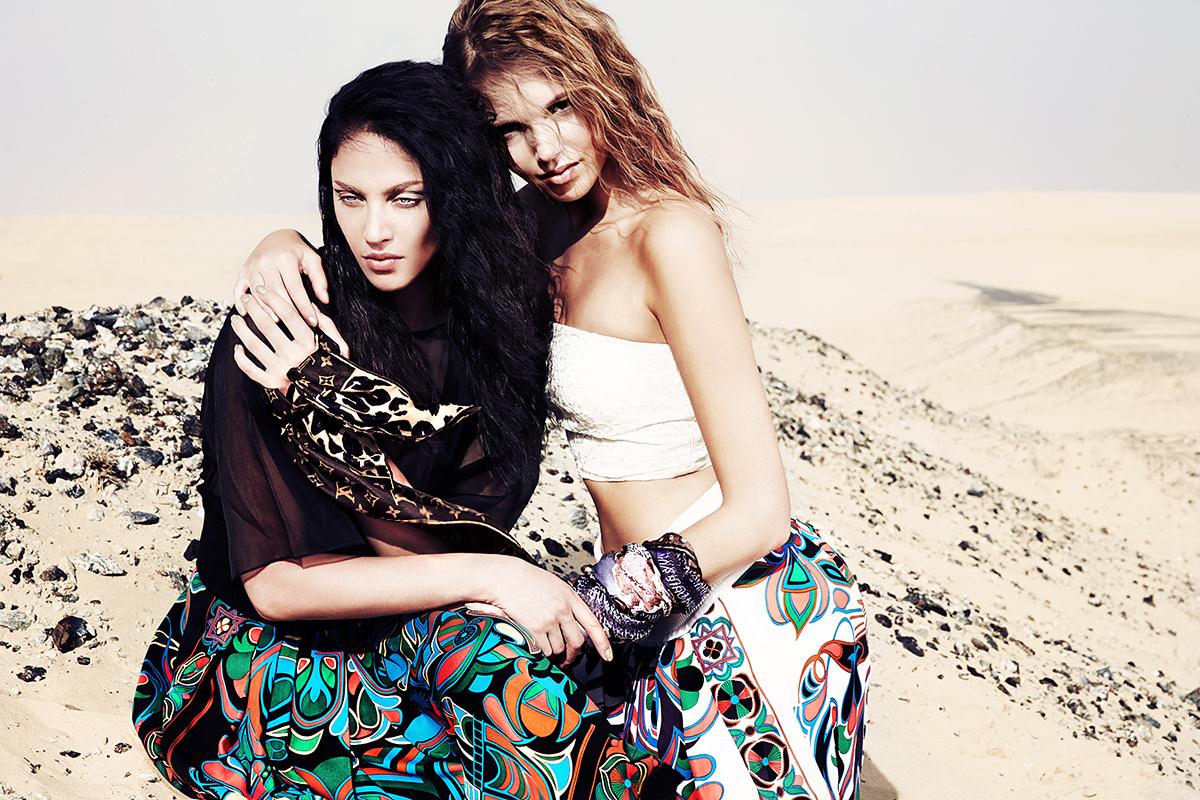 Úgy nőiesek, hogy nem mutatnak sokat: mit érdemes ellesni a modern arab nőktől?