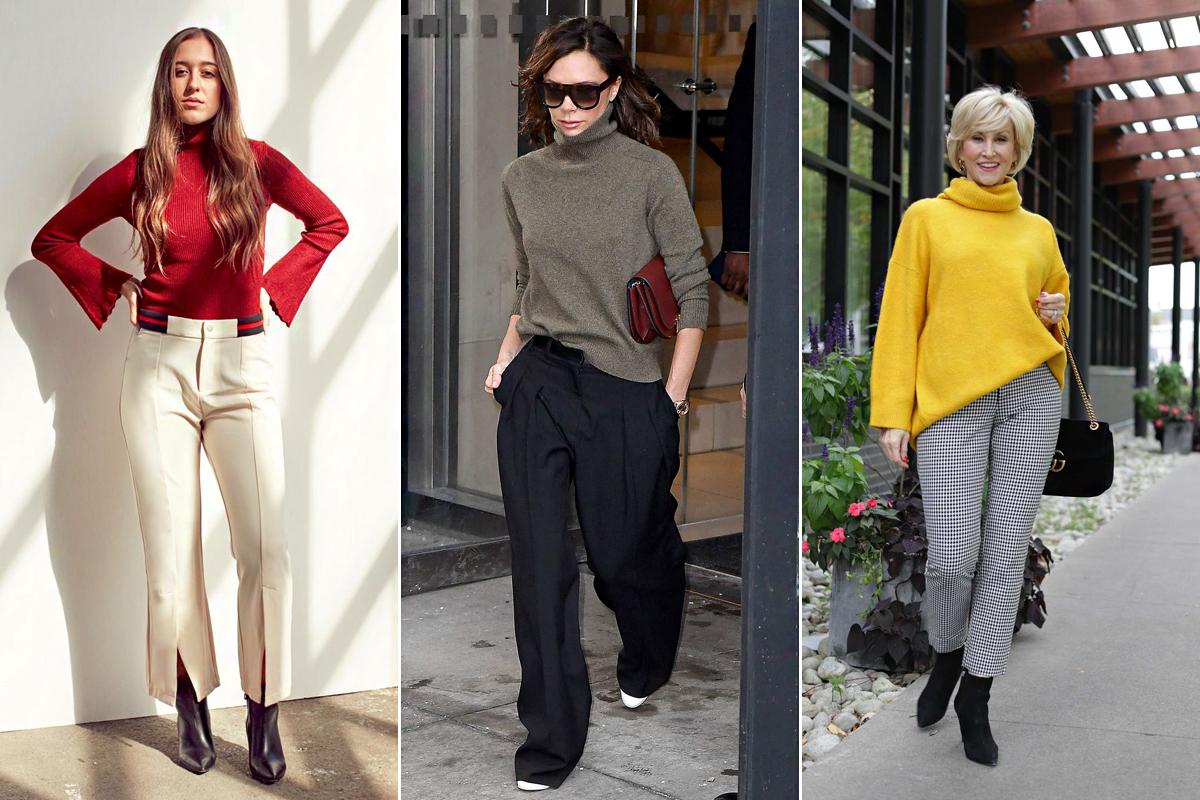 2 pulóver 6 öltözet – A legdivatosabb őszi téli szettek