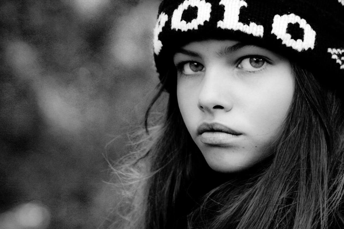 A világ legszebb kislányából gyönyörű, fiatal nő lett: ilyen most, 17 évesen