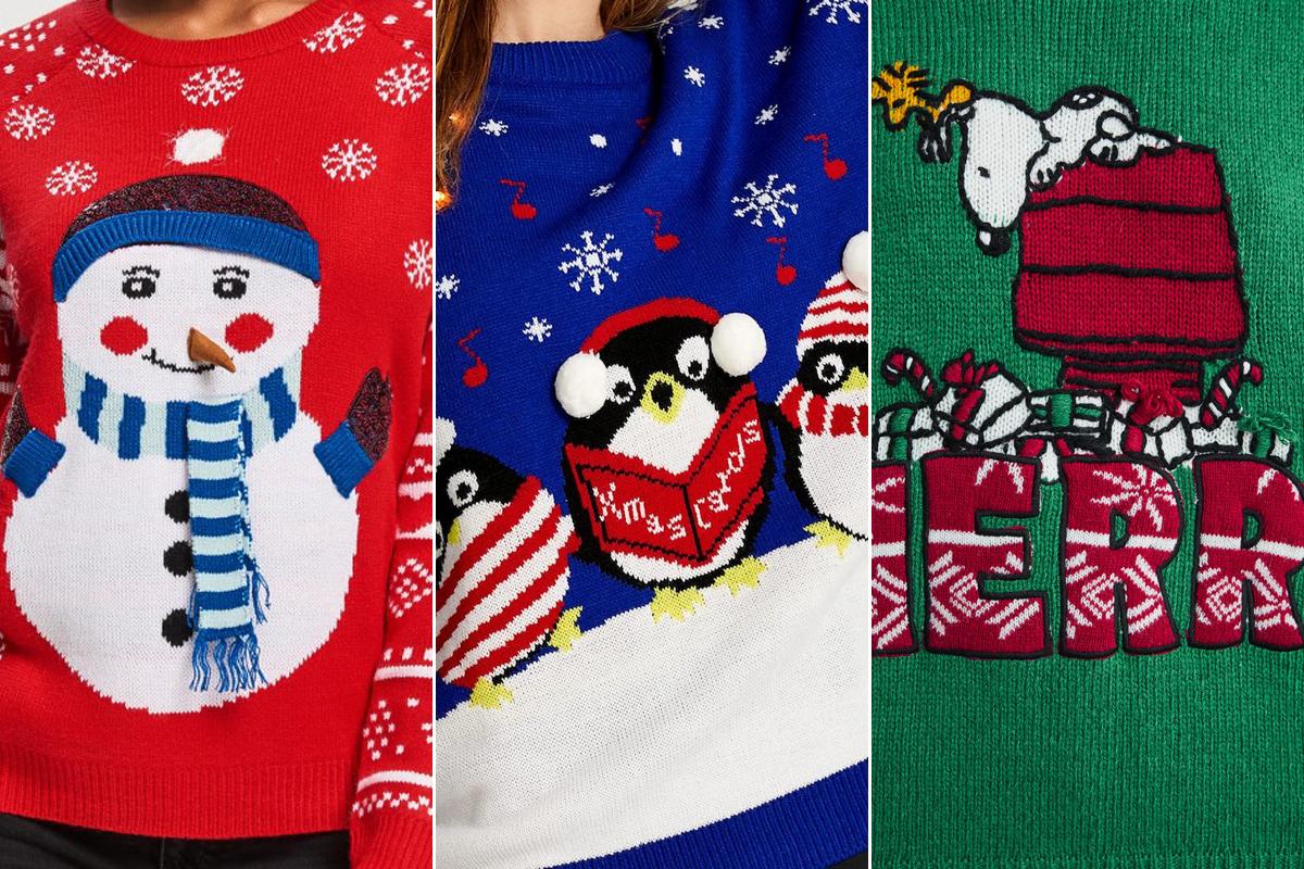 Puha és meleg pulcsik karácsonyi mintával - Árakkal és lelőhelyekkel