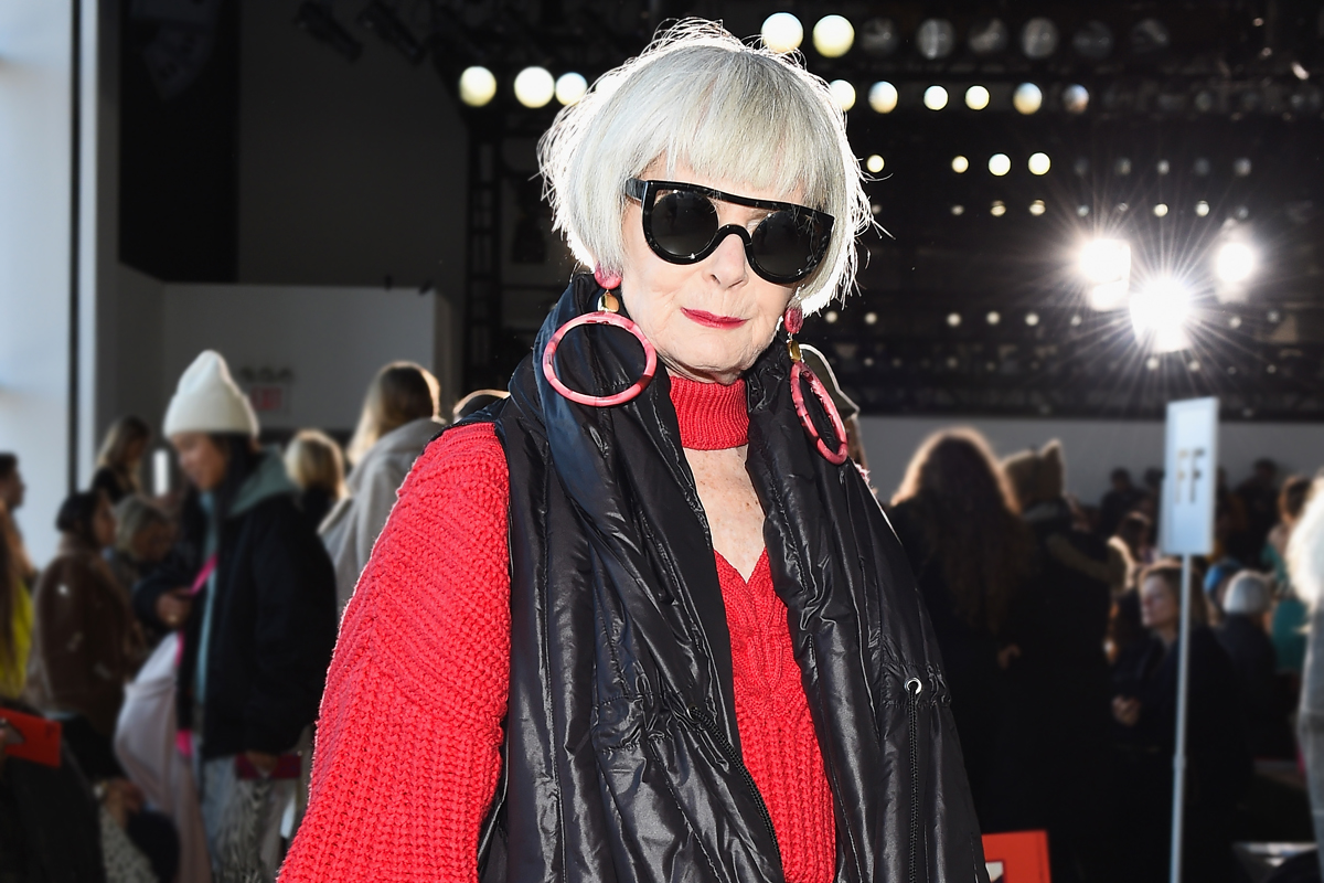 5 stílusos nő 50 felett, akitől van mit tanulni: igazi egyéniségek, jó divatérzékkel