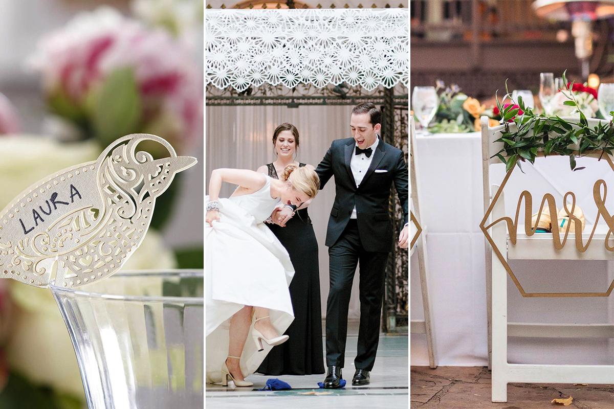 Képeken a szezon legfontosabb esküvői trendje: ízléses, elegáns és gyönyörű