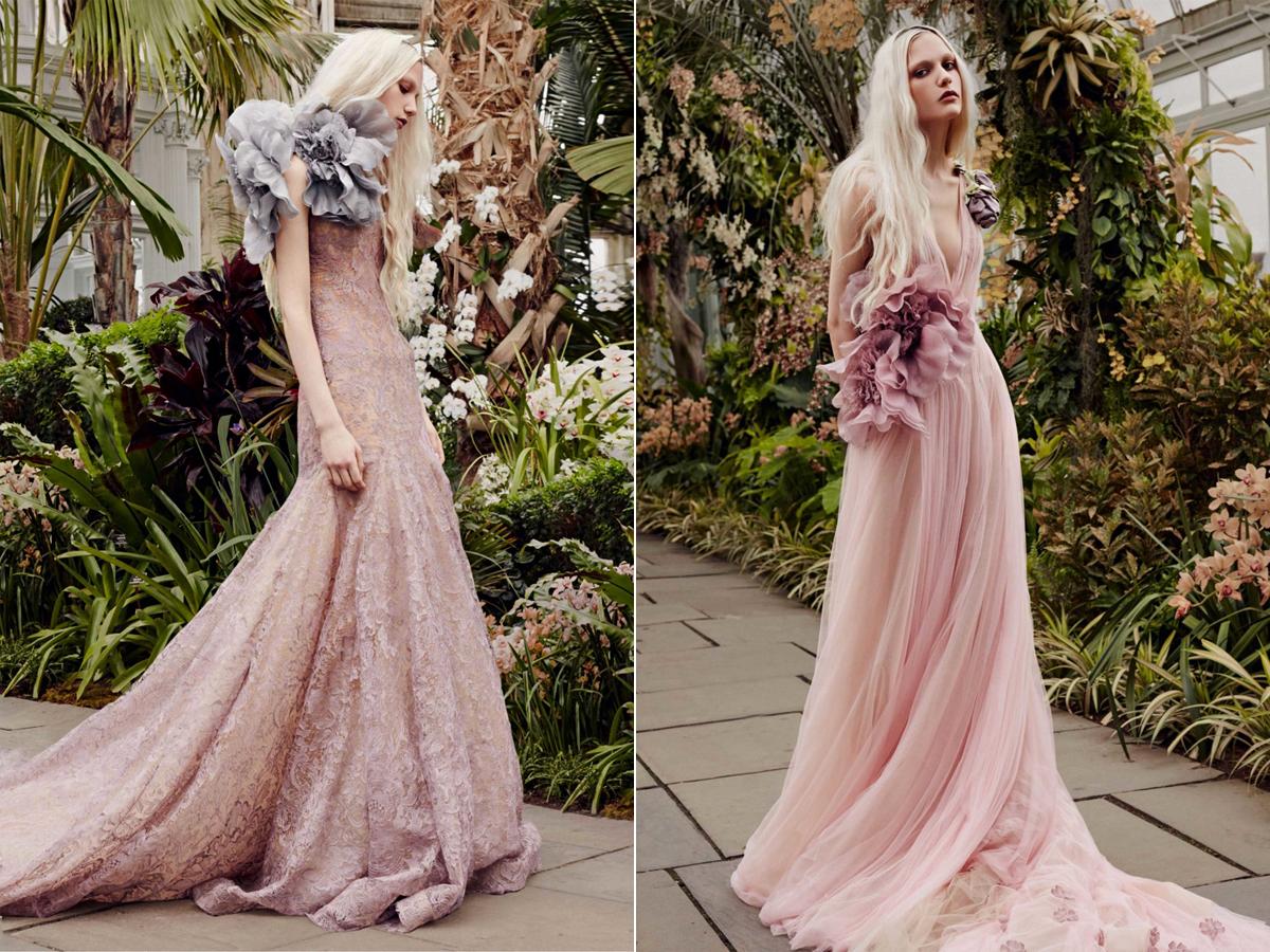 de67821389 Eddig csak a mesében láttunk ilyen szépet: a 2020-as esküvői divat sok  meglepetést tartogat