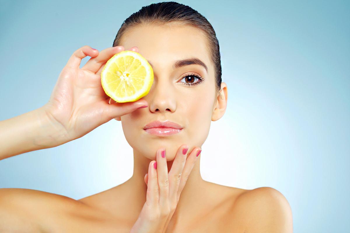 a citrom és a víz segít fogynin