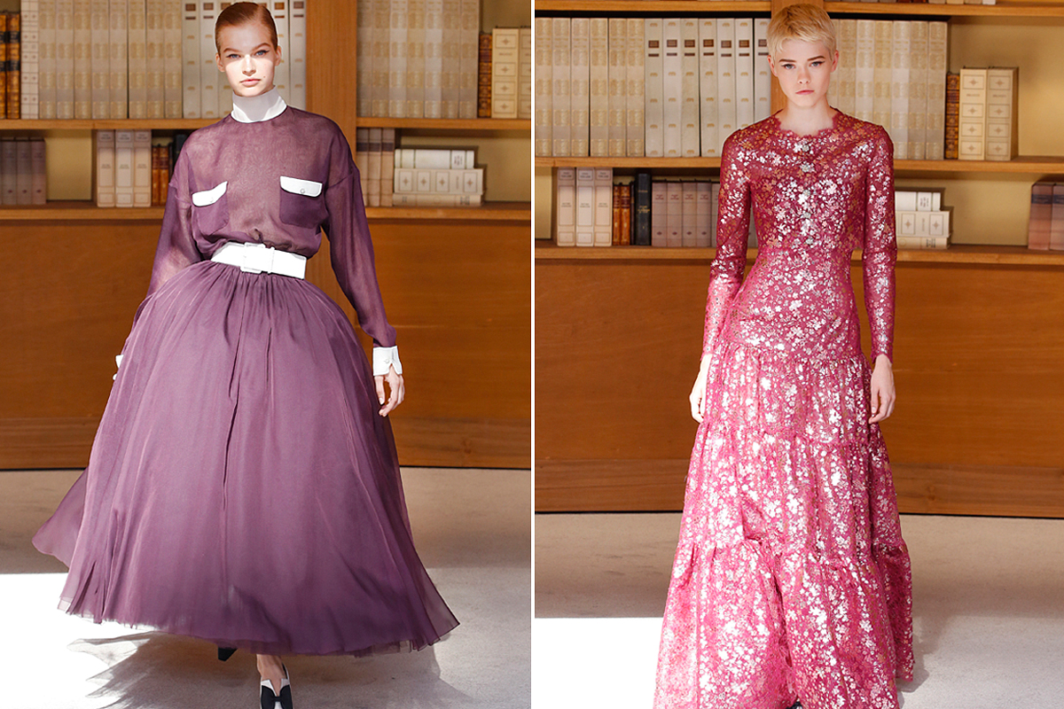 Lagerfeld után: a Chanel gyönyörűen emlékezett a tervezőre