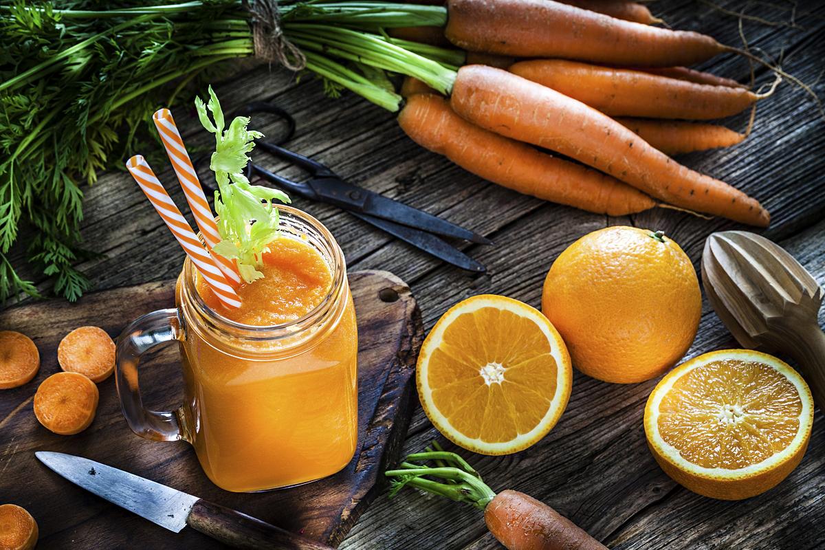 Segíti a fogyást és feltölt energiával: téli vitaminbomba smoothie