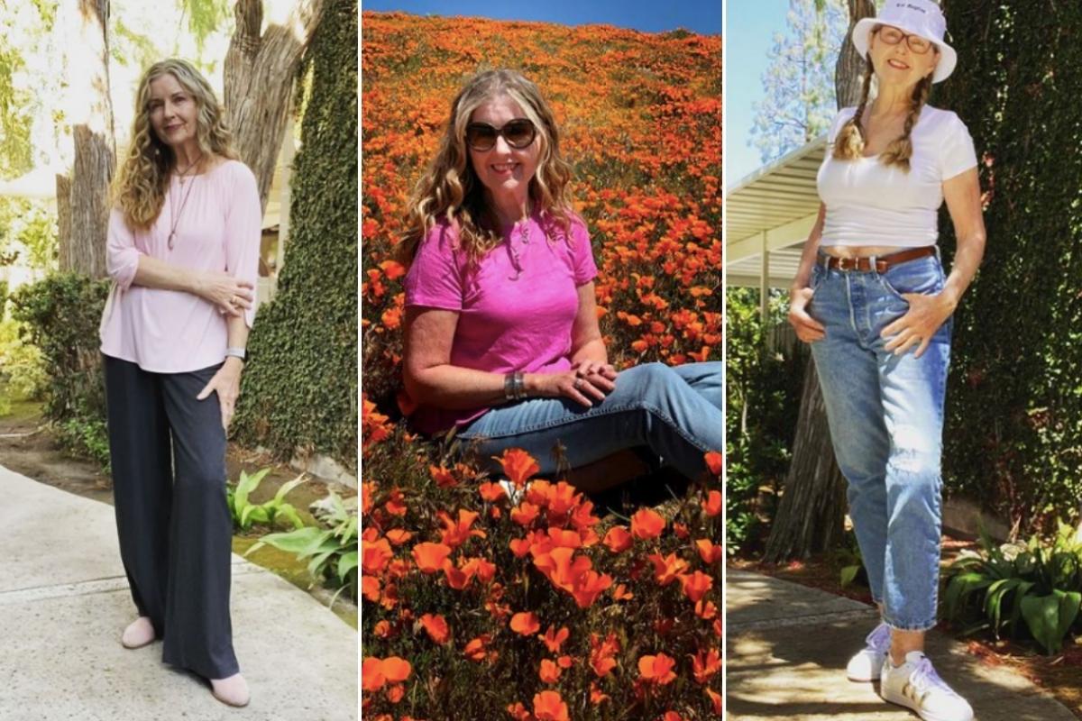 A 72 éves modell minden porcikájában eleven és nőies: imádja a jógát, a divatot, és élvezi az életet